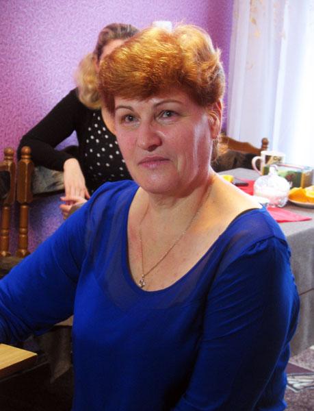 Ольга Чередниченко:
