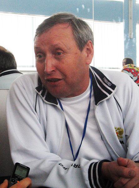 Иван Бондарев: «У организаторов турнира на призы Виктора Смирнова все исходит от сердца»