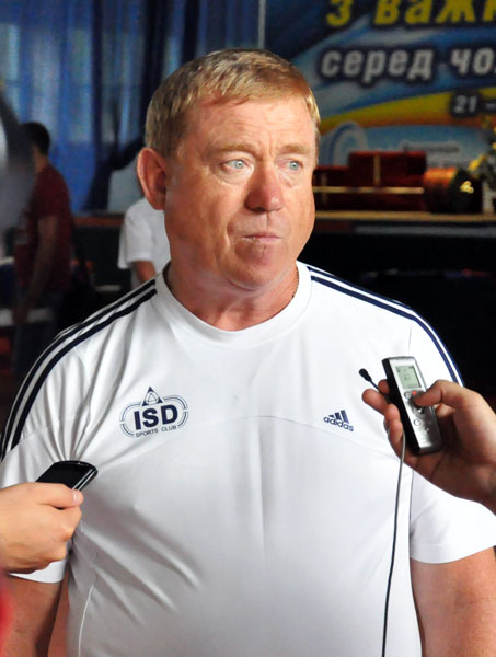 Тренеры спортклуба «ИСД» попали в рейтинги топ-10 наставников Донецкой области