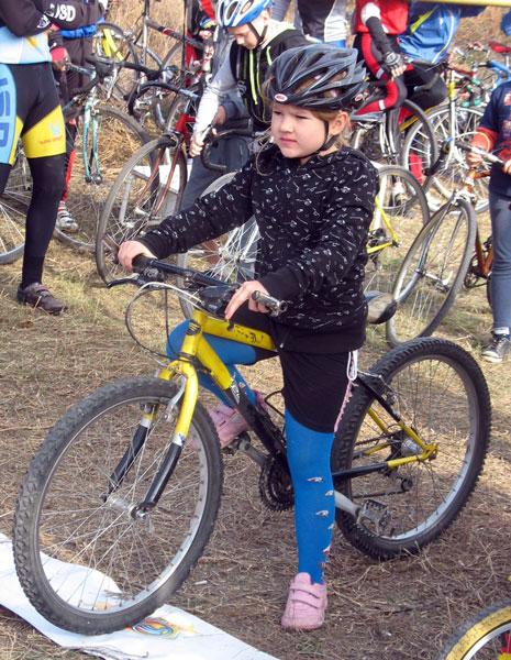 На закрытии сезона в Донецке первые шаги в велоспорте сделали дети известных спортсменов и тренеров. Сюжет телеканала