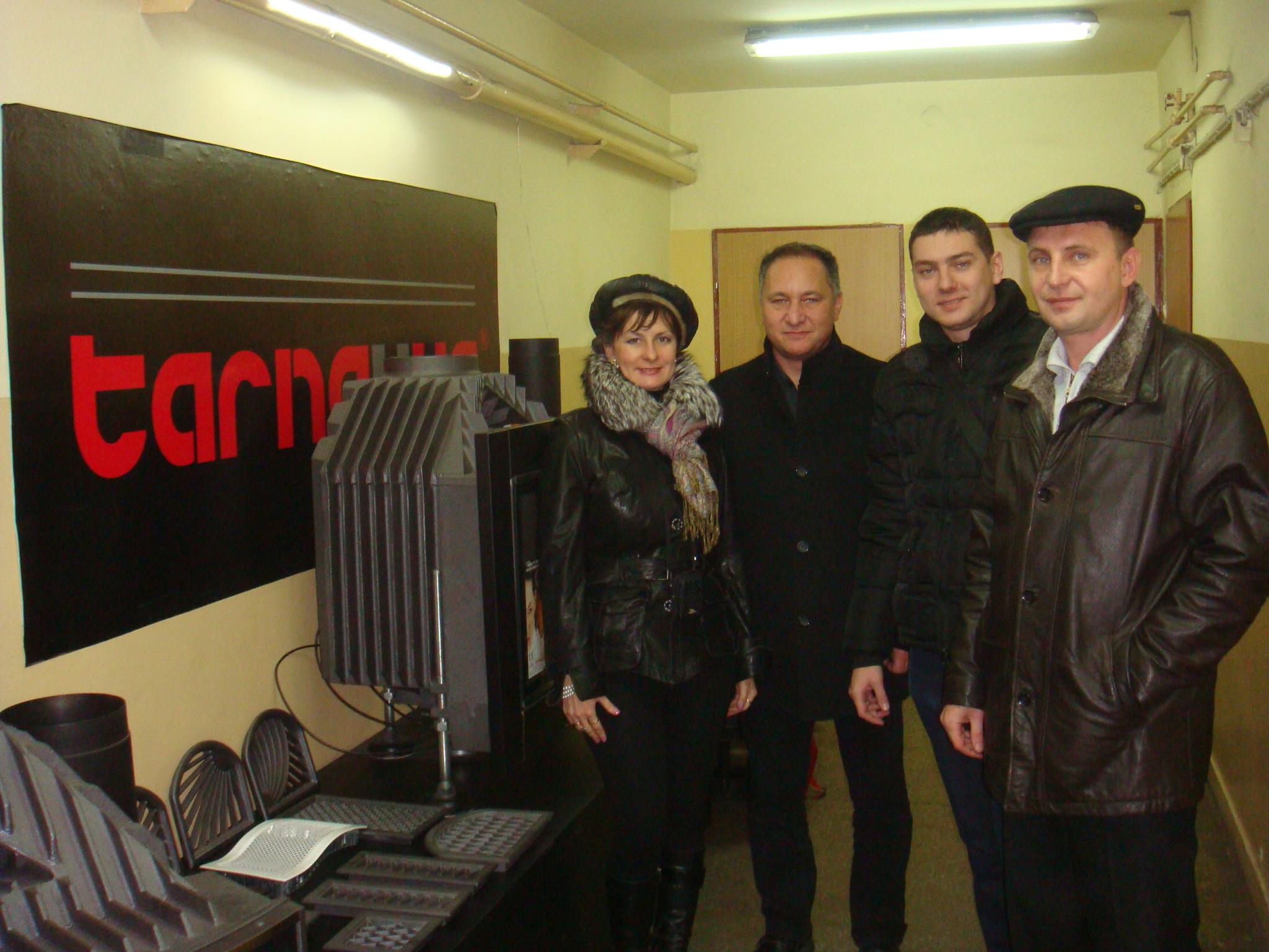 Представители компании ООО «Укрфаворит» посетили литейные предприятия Польши.