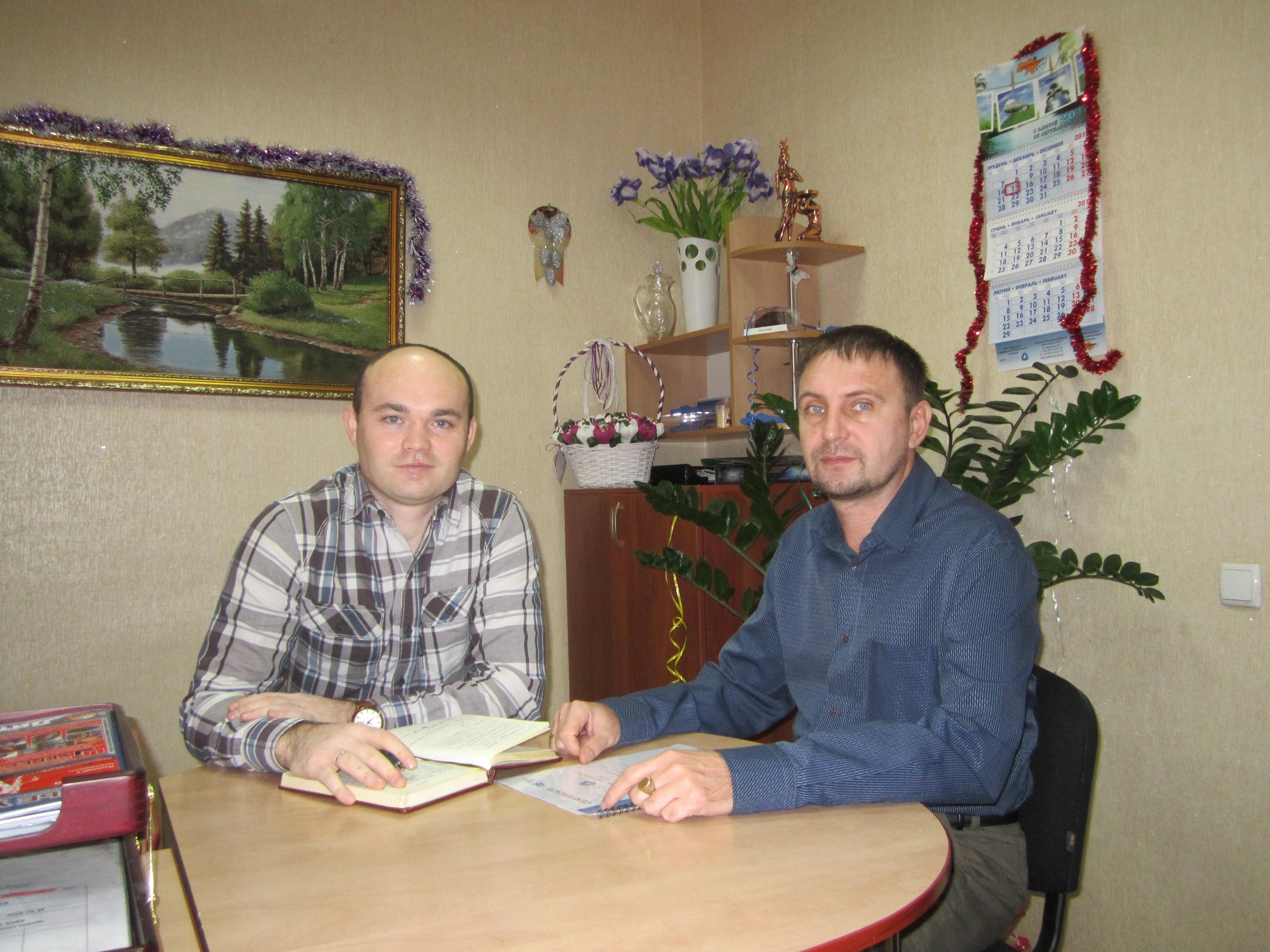 Технический отдел компании Укрфаворит празднует свое пятилетие.