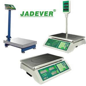 Новые модели весов Jadever JBS-700М, JPL.