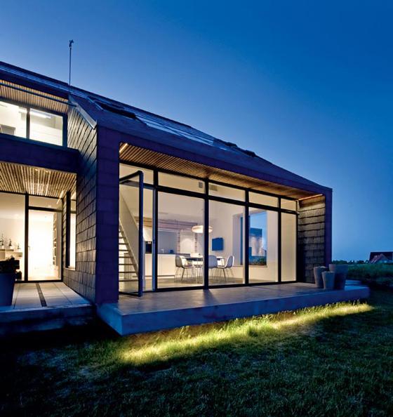 Популярная новинка - энергосберегающие дома