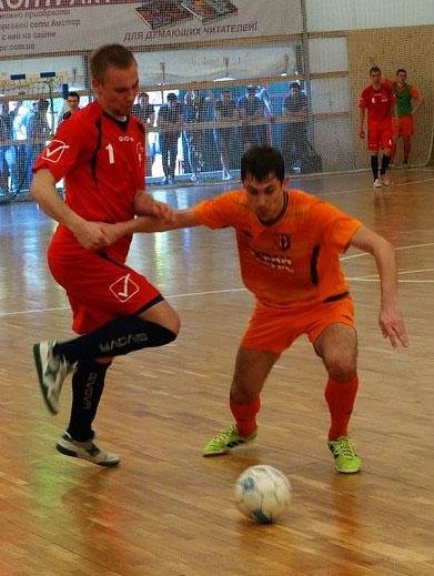 Мини-футбольный финал принес успех «АРПИ» и не обошелся без скандала