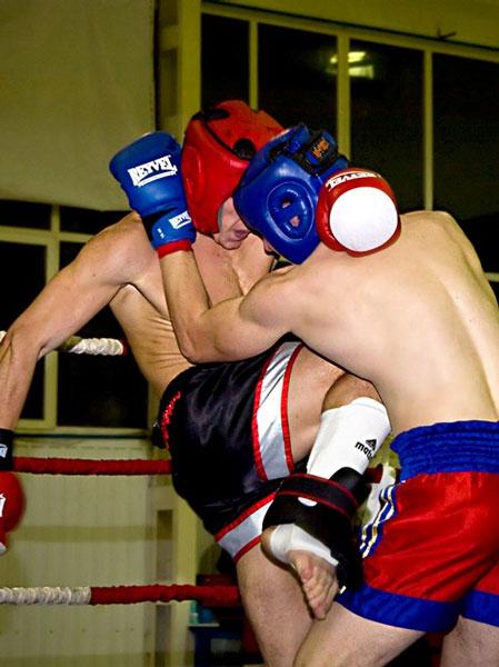 Убедительные победы донецких кикбоксеров в Харькове