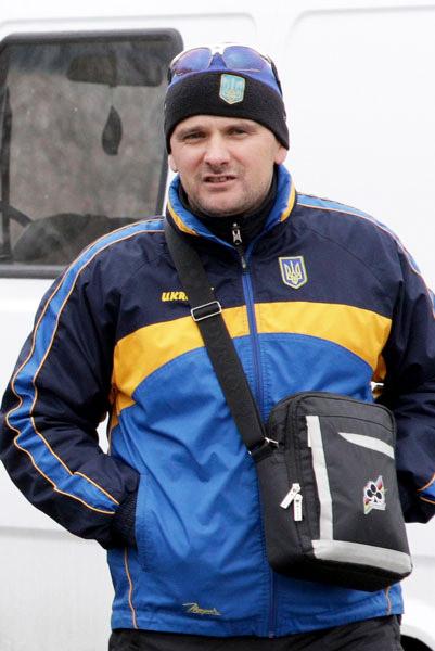 Сергей Новицкий: