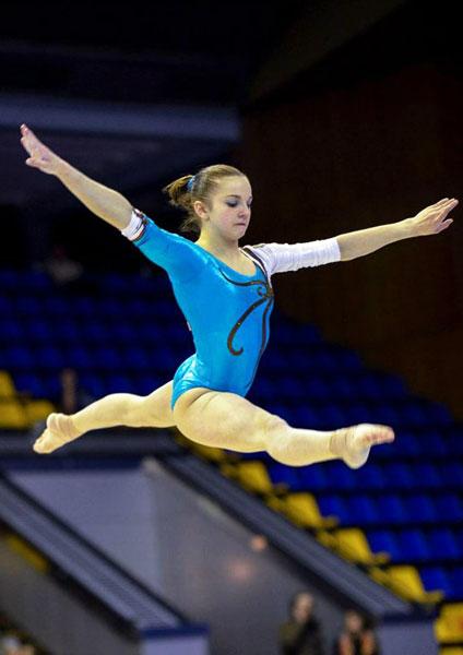 Дончанка Олеся Сазонова отобралась на чемпионате Украины в Кировограде в сборную Украины