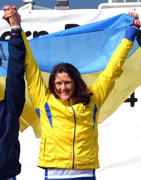 Анастасия Спас - чемпионка Европы среди юниоров в миксте!