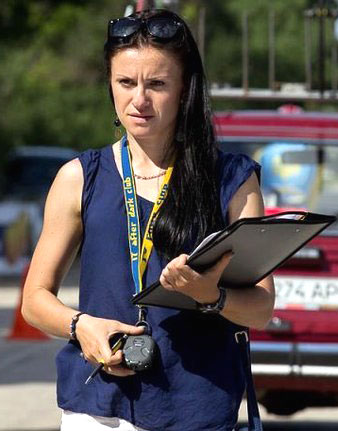 Екатерина Малоземова: «Тренеры, судьи и велогонщики - мы все это одна большая семья»