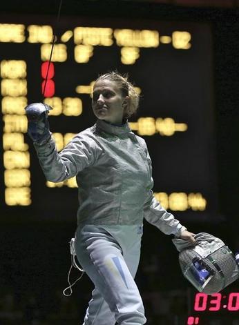 Олимпиада-2012. Харлан взяла