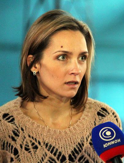 Ольга Саладуха: «Это прекрасно, когда в спорте есть на кого равняться»