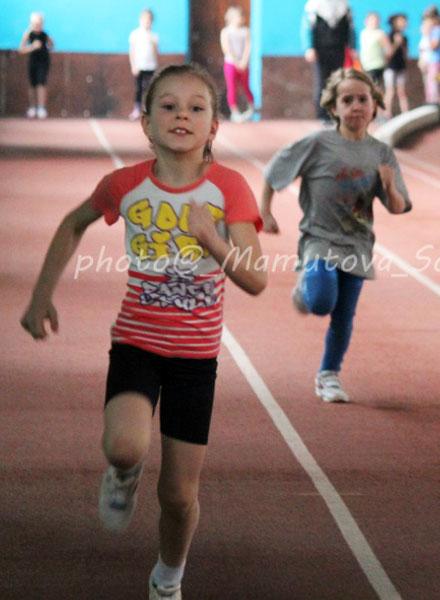В Донецке искали талантливых легкоатлетов