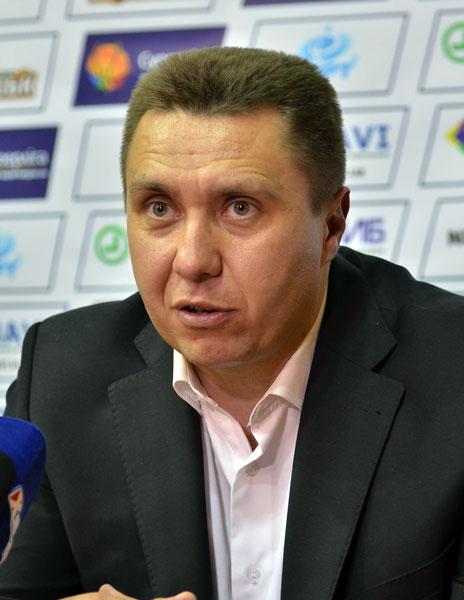 Валерий Плеханов: «Прошедший сезон я оцениваю положительно»