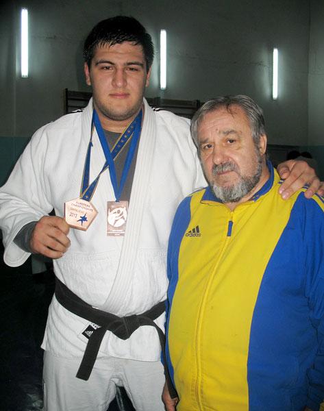 Яков Хаммо стал чемпионом Европы (U-21) в Бухаресте
