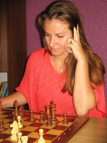 Удачный «обратный мат» Светланы Чередниченко. Украинская шахматистка выиграла в Греции чемпионат по решению шахматных композиций
