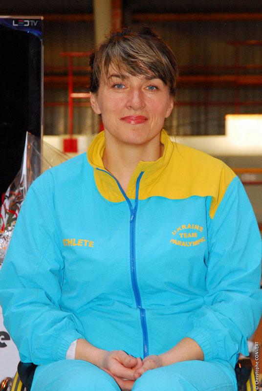Алла Горлина в числе донецких победителей Кубка Украины в Евпатории
