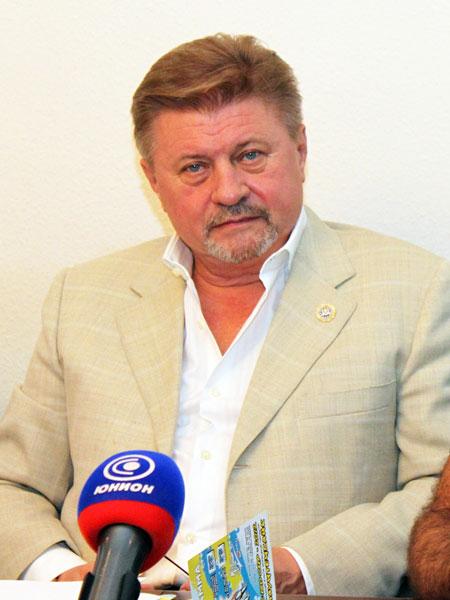 Виталий Ковальчук: «Международный спортклуб «ИСД» вовремя появился в интернете»