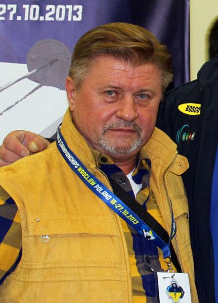 Виталий Ковальчук: «Артему Удачину необходима серьезная конкуренция в Украине»