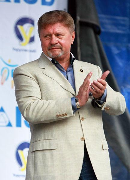 Виталий Ковальчук: «Хотелось бы, чтобы на «Тур де Франс» было поменьше падений»