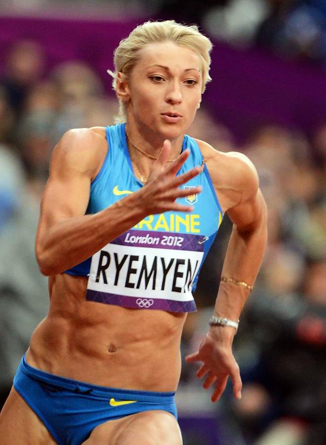 Олимпиада-2012. Дончанка Мария Ремень пробилась в финал 200-метровки