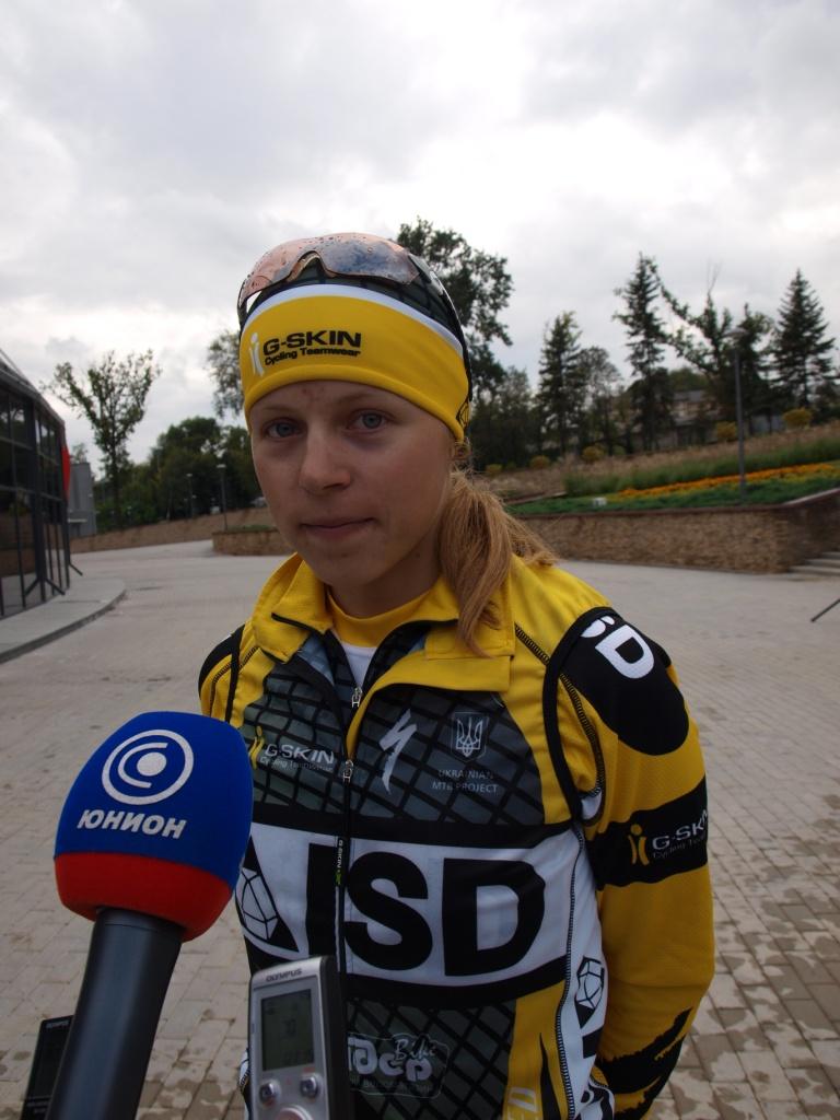 Ответственная и трудоблюбивая велогонщица ISD MTB Team. День рождения Екатерины Набережной
