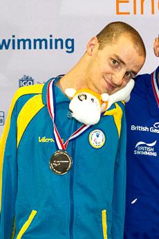 Успешный день донецких паралимпийцев на чемпионате Европы в Эйндховене