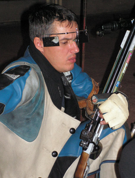 Юрий Сухоруков - серебряный призер чемпионата Украины