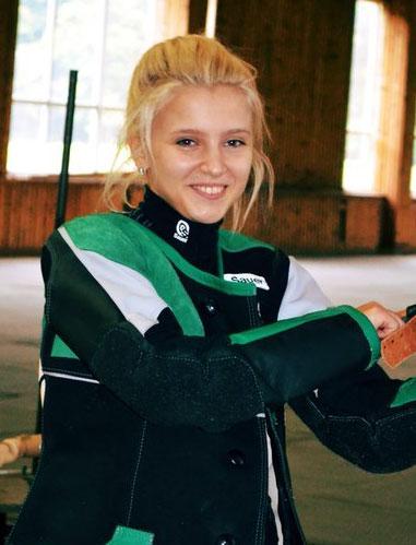 Виктория Сухорукова завоевала олимпийскую «бронзу» Нанкина-2014!