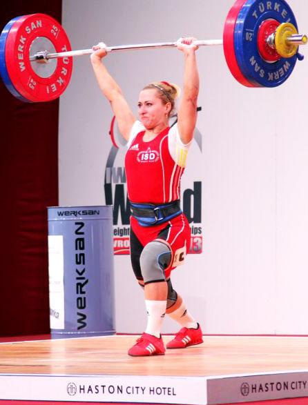 «Бронзовый» дебют Юлии Калины в категории 63 кг на чемпионате Европы в Тель-Авиве!