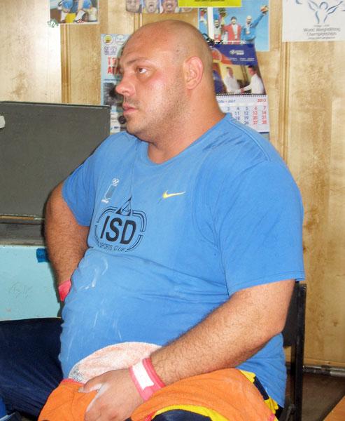 Телеканал ТВ-7 рассказал о чемпионате Украины по тяжелой атлетике