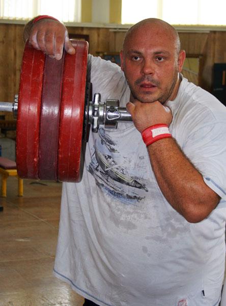 Не пропустите! Тренировка Артема Удачина в «Новостях спорта» телеканала «Донбасс»