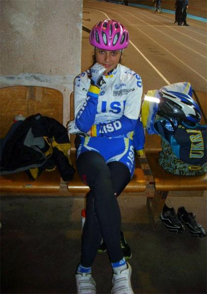 Анастасия Зубко выиграла индивидуальную гонку Кубка Украины в Белой Церкви