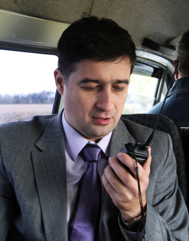 Работник пера и диктофона: Дмитрий Булыга отмечает 36-летие!