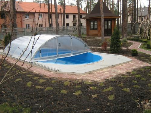 Открытый бассейн: зимняя консервация