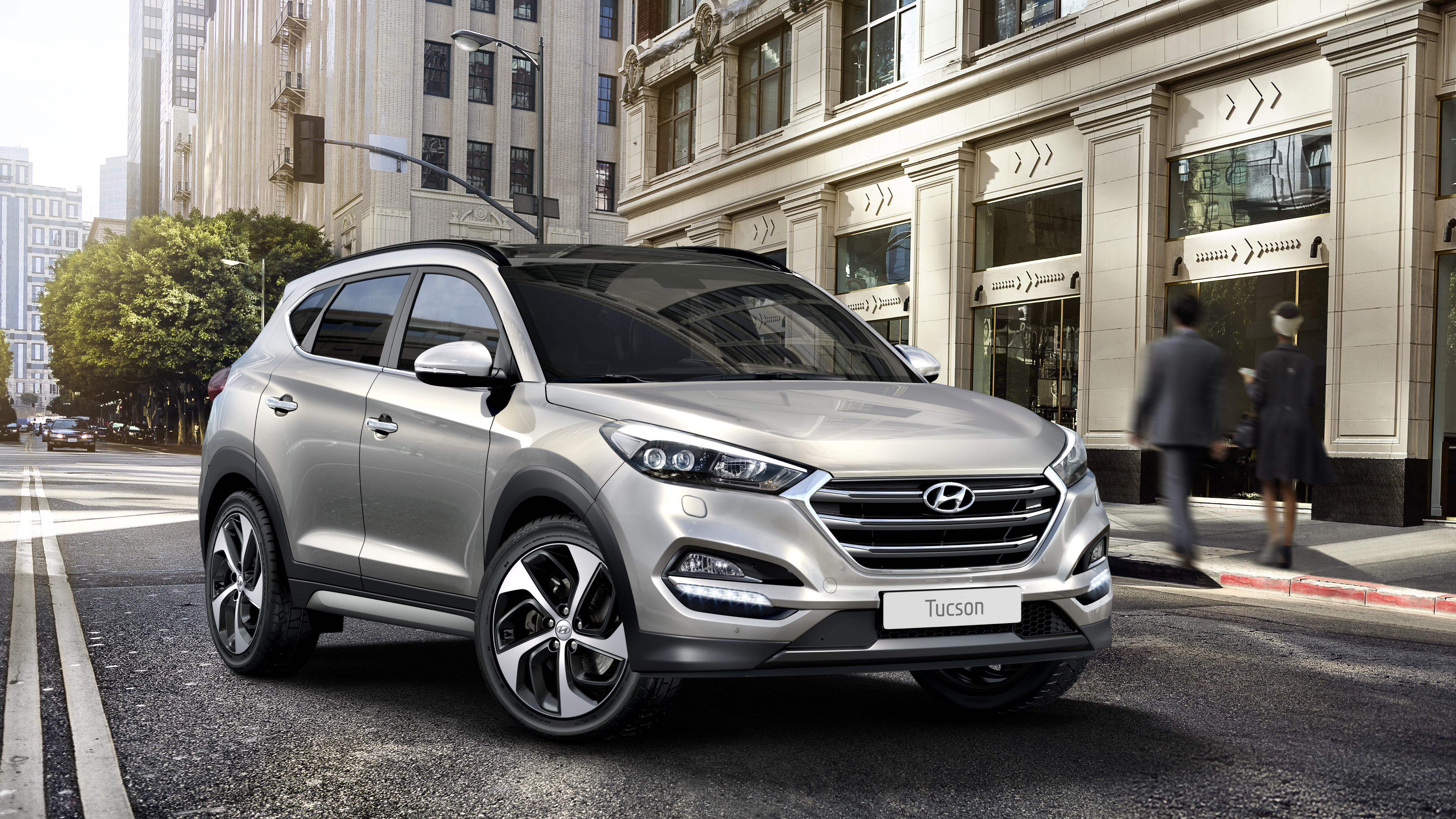 Ошеломляюще выгодные цены на Hyundai Tucson Turbo