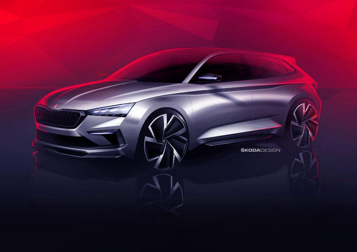 Официальные новости на завтра — новые модели ŠKODA