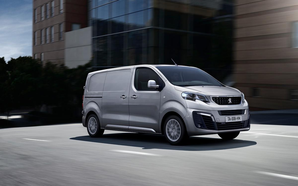 Официально: новый фургон PEUGEOT Expert – в  Украине (цены)