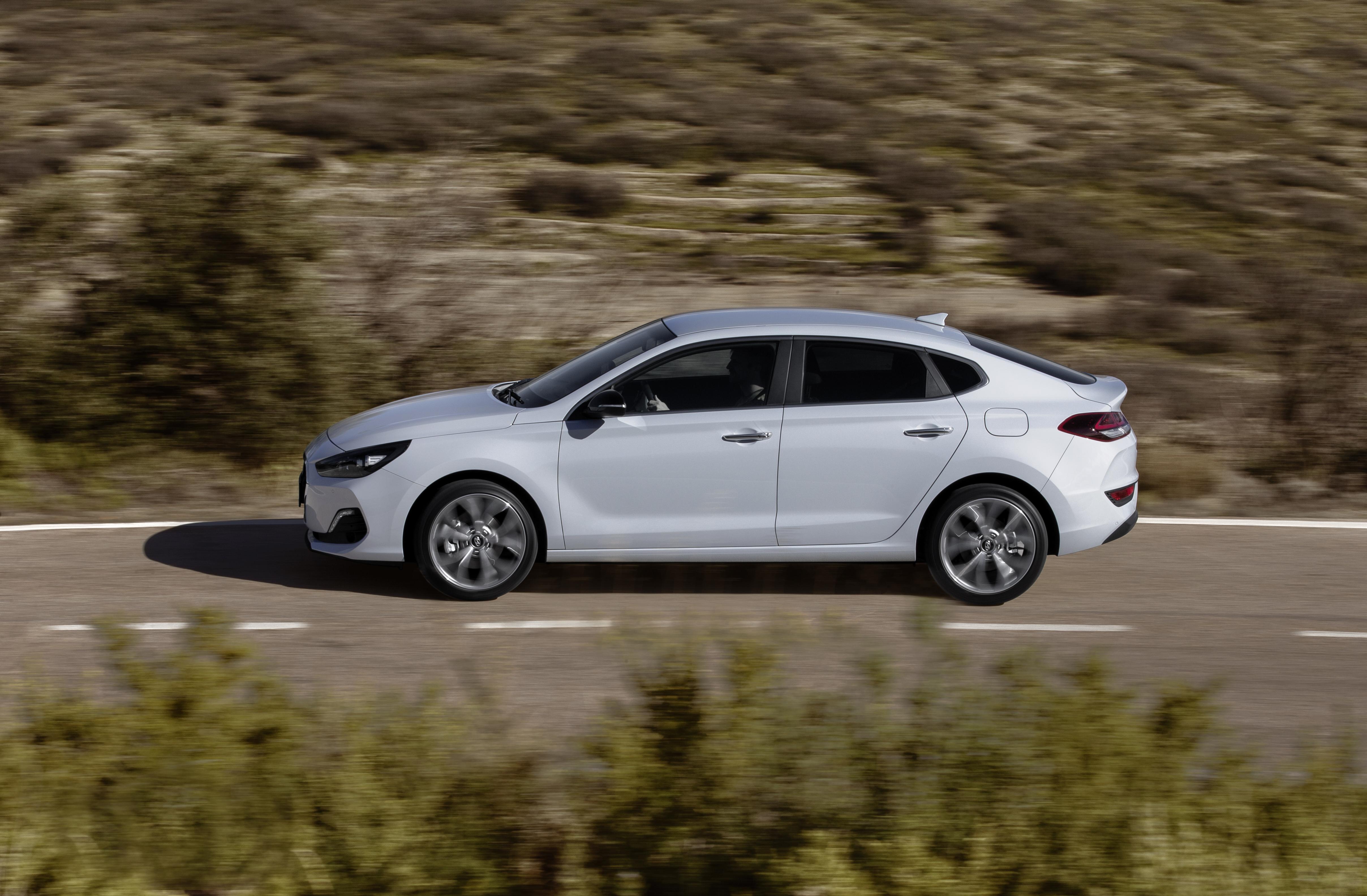 Hyundai i30 Fastback – 2018