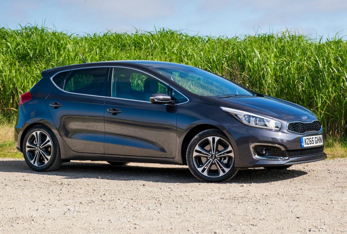 Пресс-релиз: «Фалькон-Авто» устанавливает особые весенние цены на модели Kia Sportage и cee'd
