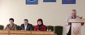 Засідання позачергової сесії районної ради