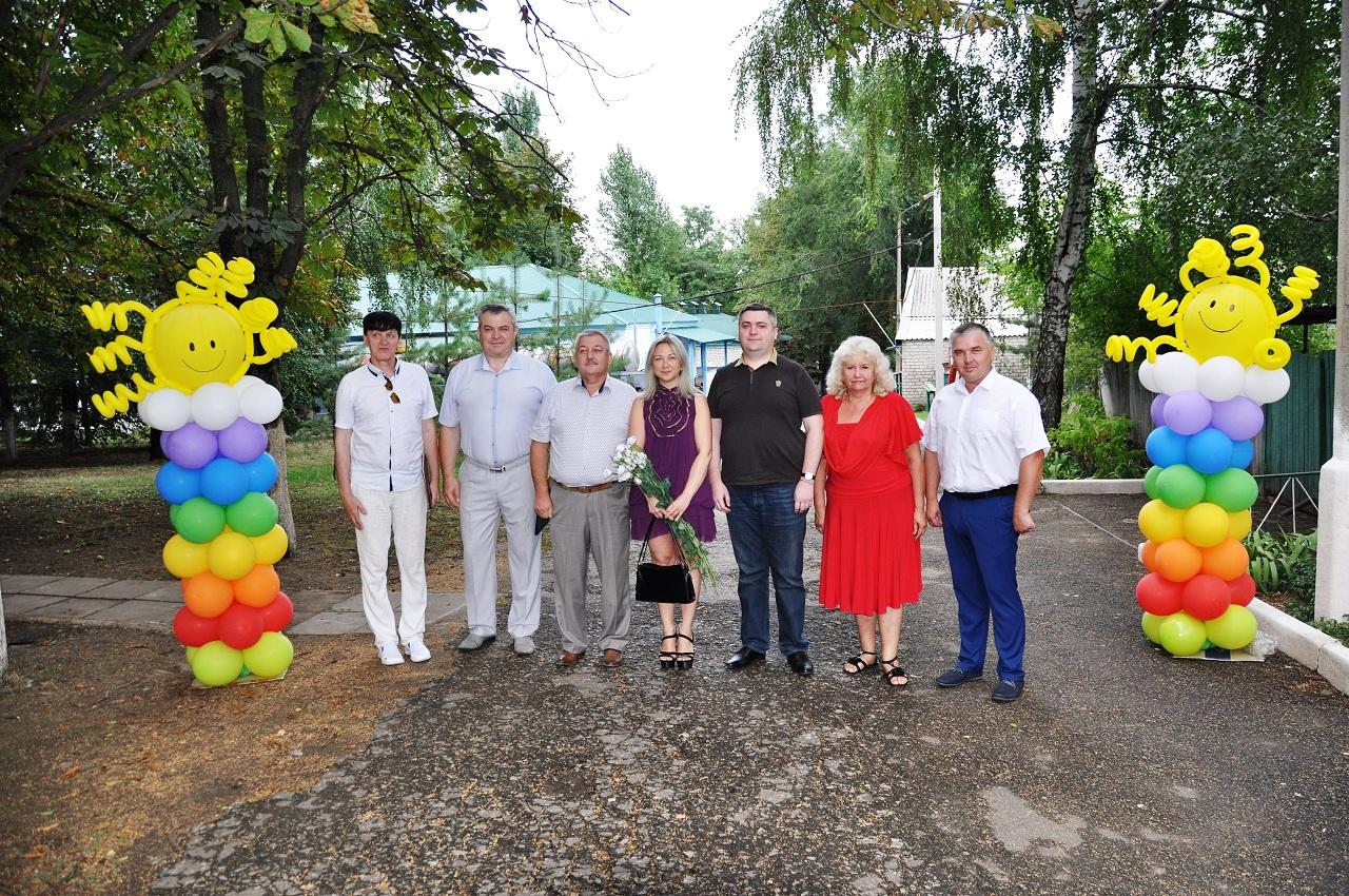 Семидесятирічний ювілей дитячого табору «Веселка»