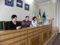 Пленарне засідання сесії районної ради