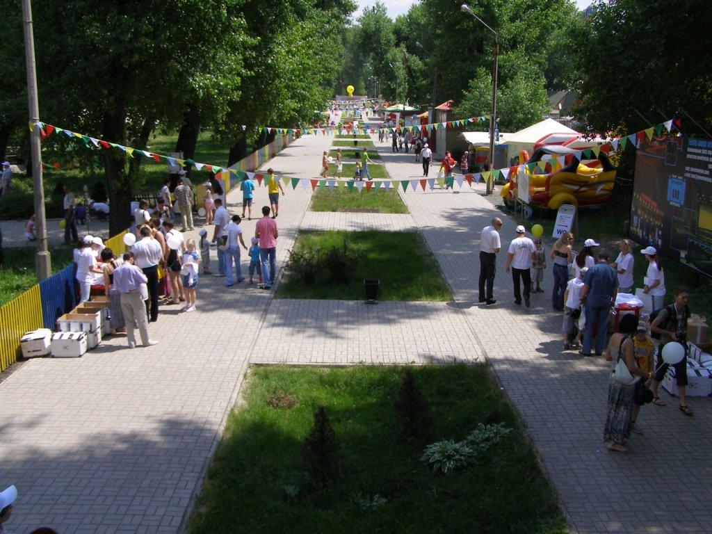 День семьи в Городке