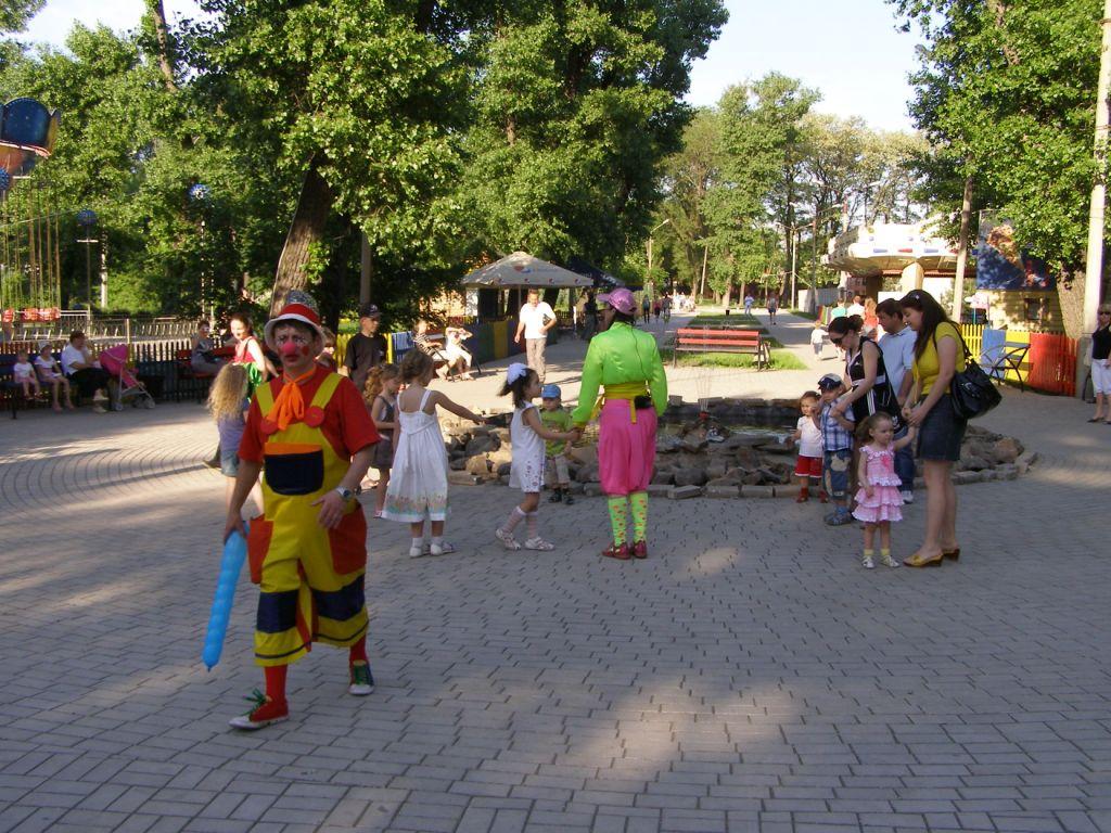 Летние выходные в Городке 2011